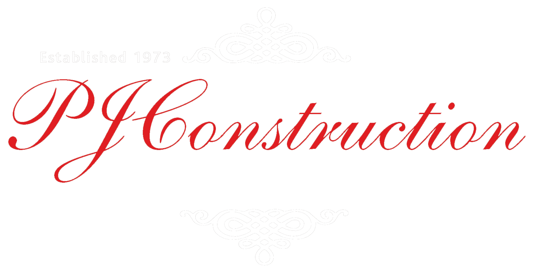 PJ Construction Logo